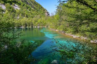 Lago di Cornino (Friuli-Venezia Giulia/Italy)