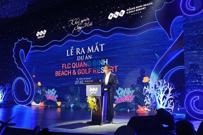 """FLC Quảng Bình tạo cơn sốt """"hầm hập"""" trong buổi ra mắt tại TP.HCM"""
