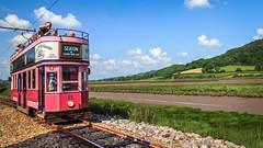 Seaton Tramway (chrisgj6) Tags: tram seatontramway seaton train colyton railway narrowgauge colyford devon eastdevondistrict england unitedkingdom gb