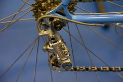 CR2018-0804 Morello with Gipiemme Galli components - Wayne Bingham (kurtsj00) Tags: classic rendezvous 2018 vintage lightweight bicycles bike morello gipiemme galli components wayne bingham