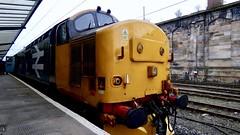Class 37 at Carlisle (Uktransportvideos82) Tags: