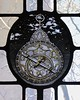 Astrolabe (flickr flame) Tags: yale stainedglass glass lead came painting medievil window space clouds sky astrolabe