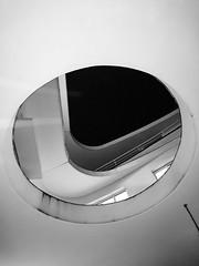 Forme (Rudy Pilarski) Tags: nuit night forme géométry géométrie gémétria cercle abstract abstrait france europe europa white blanc nb bw monochrome géométrique structure