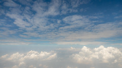 Beauty sky and clouds in nature-53 (@touch1976) Tags: air aircraftwing beautyinnature clouds cloudscape day fluffy fly flying fog fresh hight landscape light nature nopeople outdoor plane shadow sky sunlight tourism travel view wave weather