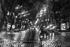 street (photoksenia) Tags: street night blackandwhite bw rain odessa monochrome