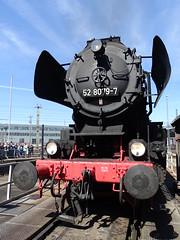 52 8079 wird präsentiert (Thomas230660) Tags: dresden eisenbahn dampf dampflok steam steamtrain sony