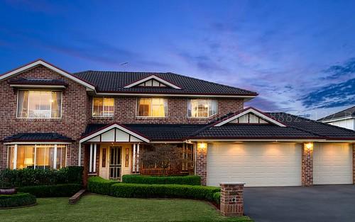 10 Hamish Court, Beaumont Hills NSW 2155