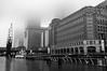 Tower 1 vanishing act (Pudsey) Tags: london places canarywharf england unitedkingdom gb
