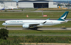 Cathay Pacific Airways Airbus A350-941 F-WZFX (B-LRP) / TLS (RuWe71) Tags: cathaypacificairways cxcpa cathay cathaypacific hongkong airbus airbusa350 airbusa350xwb a350 a359 a350xwb a350900 a350941 airbusa350900 airbusa350941 fwzfx msn101 blrp swire toulouseblagnacairport toulouseblagnac blagnacairport toulouse blagnac aéroportdetoulouseblagnac aéroportdetoulouse tls lfbo widebody twinjet winglets runway airport