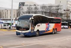 SF 54145 @ Glasgow Buchanan Street bus station (ianjpoole) Tags: stagecoach fife volvo b13r plaxton elite yx63nfd 54145 glasgow buchanan street bus station
