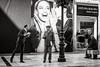 believe me (Gerard Koopen) Tags: spanje spain malaga city people man men believeme streettalk discussion audience straat street straatfotografie streetphotography candid bw blackandwhite blackandwhiteonly fujifilm fuji xpro2 35mm 2018 gerardkoopen