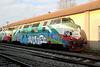 FER D220 074 ER, Depot Sermide (TaurusES64U4) Tags: fer d220 v200