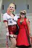 1940s Harleys (greyloch) Tags: dragoncon cosplay costumes harleyquinn harleyflashmob 2018 canonrebelt6s dccomics comicbookcharacter