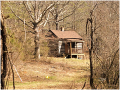"""Back in the woods (cscott_va.) Tags: virginia old nelson county amherst explore once was home"""""""