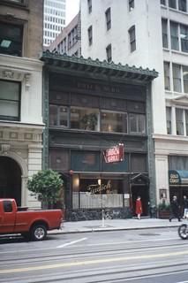 San Francisco  California - Tadich Grill - Historic