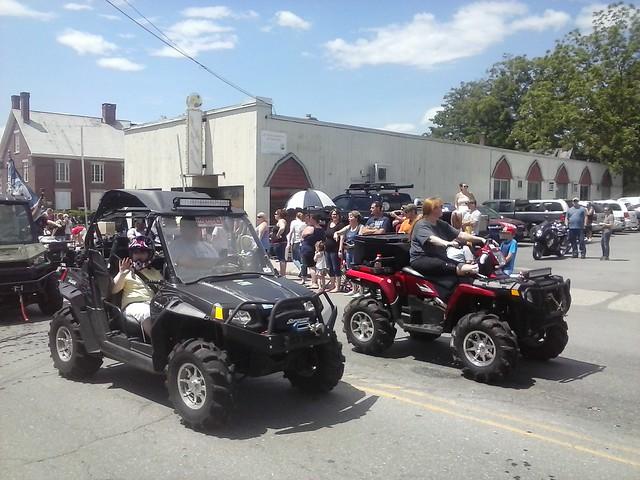 Alumni parade 2017