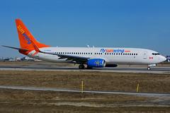 C-GFEH (Sunwing Airlines) (Steelhead 2010) Tags: yyz sunwingairlines boeing b737 b737800 creg cgfeh