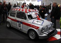 1967 Fiat Abarth 1000 TC Corsa (rvandermaar) Tags: 1967 fiat abarth 1000 tc corsa 600 fiat600