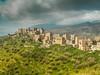 Vathia (Nick Frantzeskakis) Tags: village mani peloponnese vathia stones landscape towers clouds green lakonia greece amazing card postal