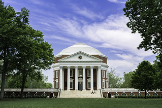 The Rotunda at University of Virginia