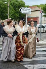 Arlésiennes (RS...) Tags: arles arlésiennes costumes rue street d800 provence