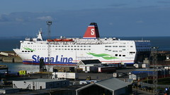 18 04 07 Stena Europe at Rosslare (6) (pghcork) Tags: stenaline stenaeurope stenahorizon rosslare ferry ferries wexford ireland carferry 2018