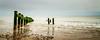 Managed erosion 2 (rhfo2o - rick hathaway photography) Tags: rhfo2o canon canoneos7d athringtonbeach elmer elmersands bognorregis westsussex beach sea seaside sand sun waves horizon groyne reflection ravagedbeach erosion