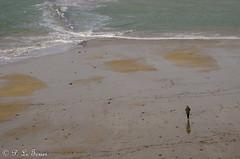 Marée basse à Saint Malo (letexierpatrick) Tags: maréebase marine marée mer maritime plage sable sea saintmalo bretagne france europe extérieur explore eau nature nikond7000 nikon