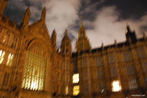 Парламент і Біг Бен Лондон вночі InterNetri United Kingdom 0456