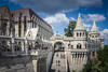 Budapest castle (lauradavison) Tags: budapest hungary 2018 city castle buildings architecture fishermans bastion