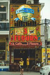 Little Rock Cafe, Nha Trang (billcoo) Tags: mckinnon preset travel vietnam street xf1855mm