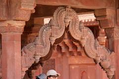 Fatehpur Sikri - (24) (Rubén Hoya) Tags: fatehpur sikri templo palacio capital imperial rajasthan india