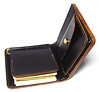 """ChiyaShin(茶芯)""Leather Money Clip Wallet (Thick type) a1_08 (KA.PICHE) Tags: leather wallet craft leathercraft leatherwallet moneyclip 茶芯 マネークリップ 札ばさみ レザークラフト 二つ折り財布"