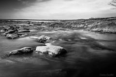Water (corineouellet) Tags: watermove canada waterfalls water canonphoto canon longexposure longexpo blackandwhite bnw