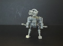 GGE series robot (SaurianSpacer) Tags: lego moc robot classicspace neoclassicspace