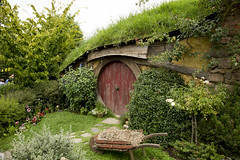 IMG_1206 (Chris_Moody) Tags: hobbiton movie set newzealand hobbit lordoftherings lotr lord rings jackson matamata nz tourism tolkien shire