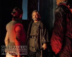 Where's Han? (gibbspaulus) Tags: toyphotography chewbacca rey lukeskywalker thelastjedi lastjedi starwars