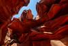 The fiery prophet (Marc Haegeman Photography) Tags: arizonaphotographybymarchaegeman arizona usa glencanyonnationalrecreationarea boulder rock canyon landscapephotographybymarchaegeman landscape fineart sky sandstone nikonphotography nikon nikkorlenses americansouthwest coloradoplateau geology slotcanyon marchaegemanphotography pageaz lowerantelopecanyon