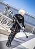 _MG_7119 (Mauro Petrolati) Tags: rebecca 2b nier automata nierautomata cosplay cosplayer romics 2018