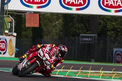 "WSBK Imola 2018 • <a style=""font-size:0.8em;"" href=""http://www.flickr.com/photos/144994865@N06/28494657868/"" target=""_blank"">View on Flickr</a>"
