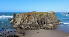 Bandon Beach (russ david) Tags: bandon beach oregon or april 2017 pacific ocean coos county sea stacks coast rock