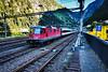 DSC05164 (Hans-Peter Kurz) Tags: railway railroad reisen railscape eisenbahn zug train transport outdoor schweiz switzerland gotthard gottardo gotthardbahn kbs600 uri berge mountains bahnhof göschenen sbb cff ffs re44 re420 ir inter regio
