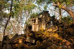 Beng Mealea @ Siem Reap (猫之瑪姫) Tags: bengmealea siemreap combodia temple historical angkor asia ancient 崩密列 暹粒 柬埔寨 吳哥窟 寺廟