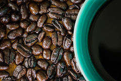 Morning Aroma (zachary.locks) Tags: 52frames aroma beans black brew brewed close coffee crop cup dark drink fresh scent smell tasty texture tight up warm wood zlocks