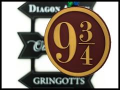 the way to hogwarts (downhamdave) Tags: platform 9 34 nine three quarters gringotts harry potter light pull fuji fujifilm x30 elements13