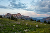 Housetop Mountain Morning (johnip86) Tags: backpacking camping grandtetonnationalpark grandtetons2017 hiking landscape mountains nature outdoors summer sunny vacation warm foxcreekpass housetopmountain