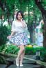 IMG_9220DL (攝影玩家-明晏) Tags: 人 戶外 陳希希 taiwan taipei canon 6d2 85mm pretty smile portrait 外拍 花博公園 girl woman outdoor