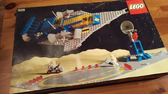 Birthday Present (LostCarPark) Tags: classicspace 928 galaxyexplorer lego
