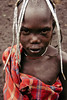 angry with me (rick.onorato) Tags: africa ethiopia omo valley tribes tribal mursi child