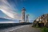 Phare du Petit Minou (Kro29200) Tags: bretagne finistère bzh plouzané phare petit minou britany lighthouse sea seascape poselongue longexposure nd1000 nikon matin brest rade 29 france flickrunitedaward